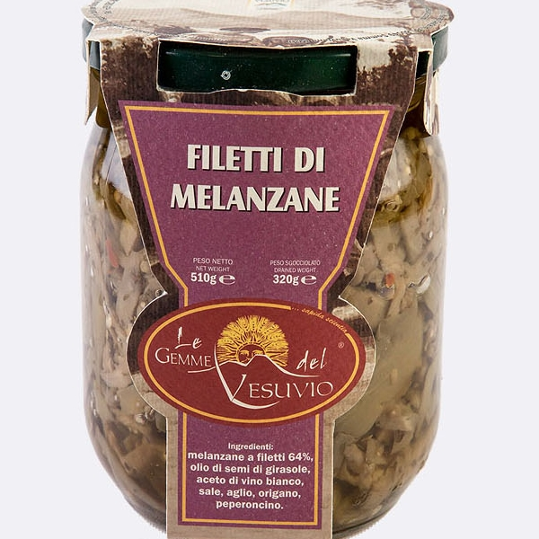 Filetti di Melanzane